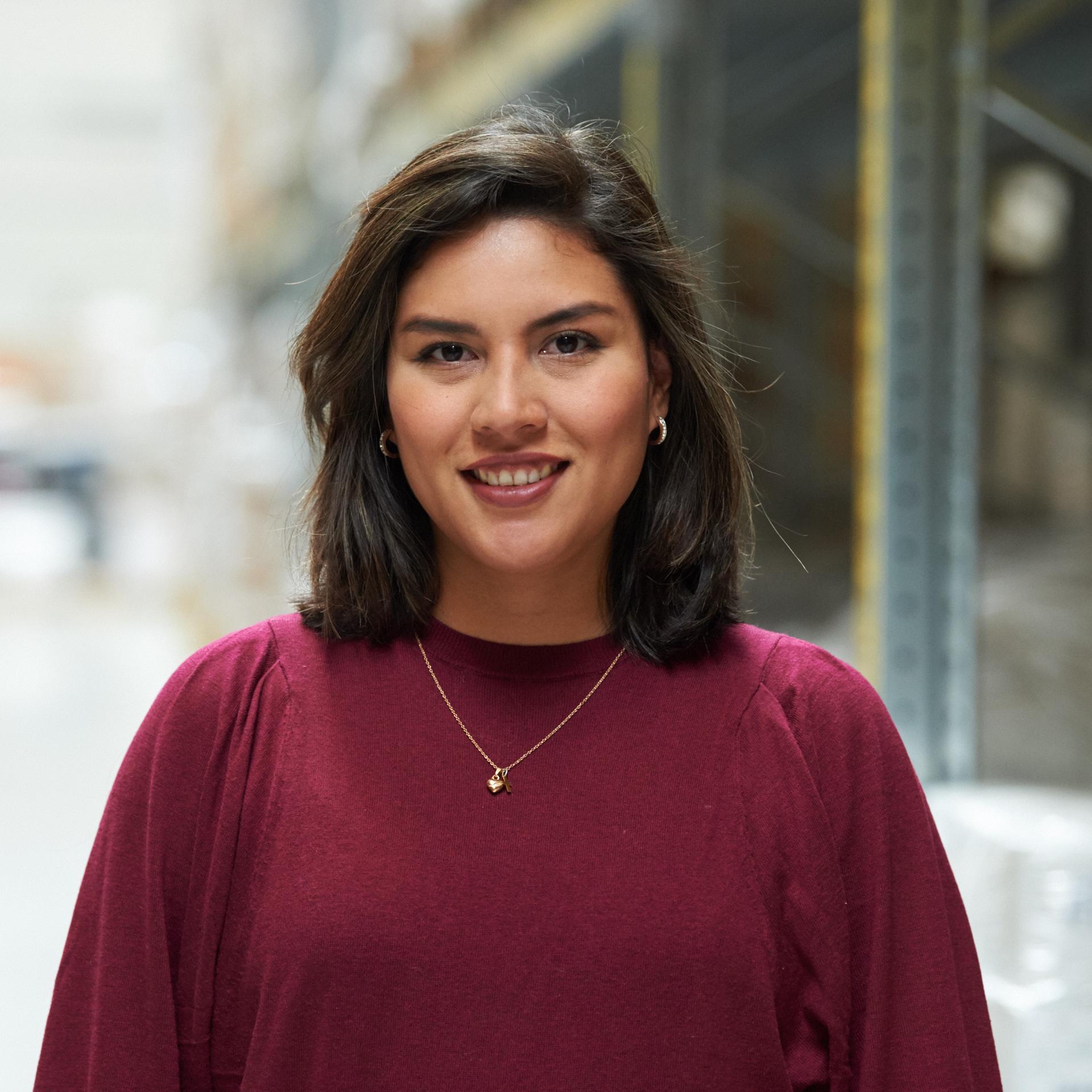 Caroline Hidalgo